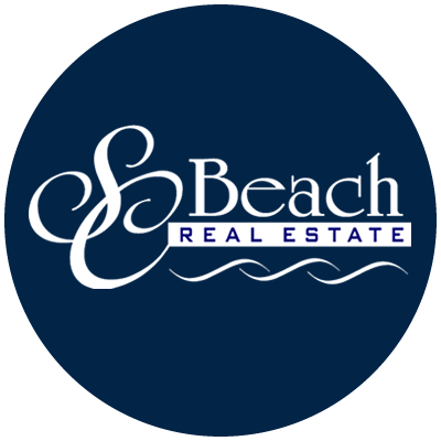 SC Beach Real Estate logo